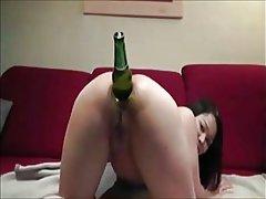порно с бутилка